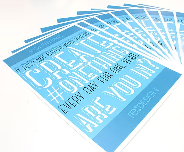 #onething-posters-printed-by-printfirm