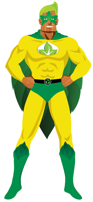 SuperTreeMan