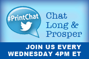 Follow #PrintChat