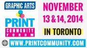 #PrintCommunityForum
