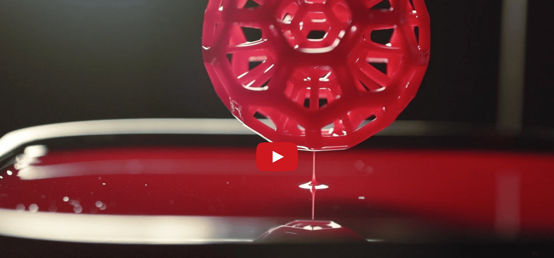 3D Printing Goes Viral With Sci-Fi Inspired Process