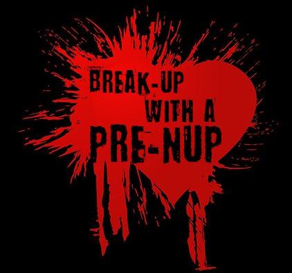 Partner Pre-Nups Ensure Easy Break-Ups