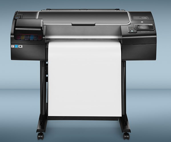 HP-DesignJet-Z2600 Print Media Centr #meandmydesignjet