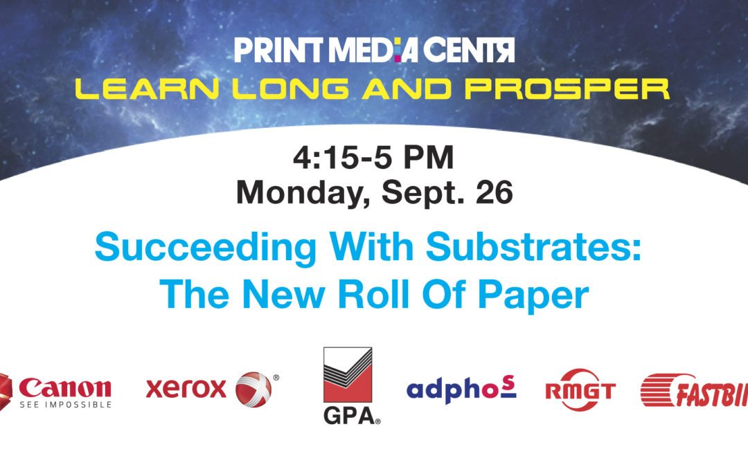 [VIDEO] Succeeding With Substrates: The New Roll Of Paper