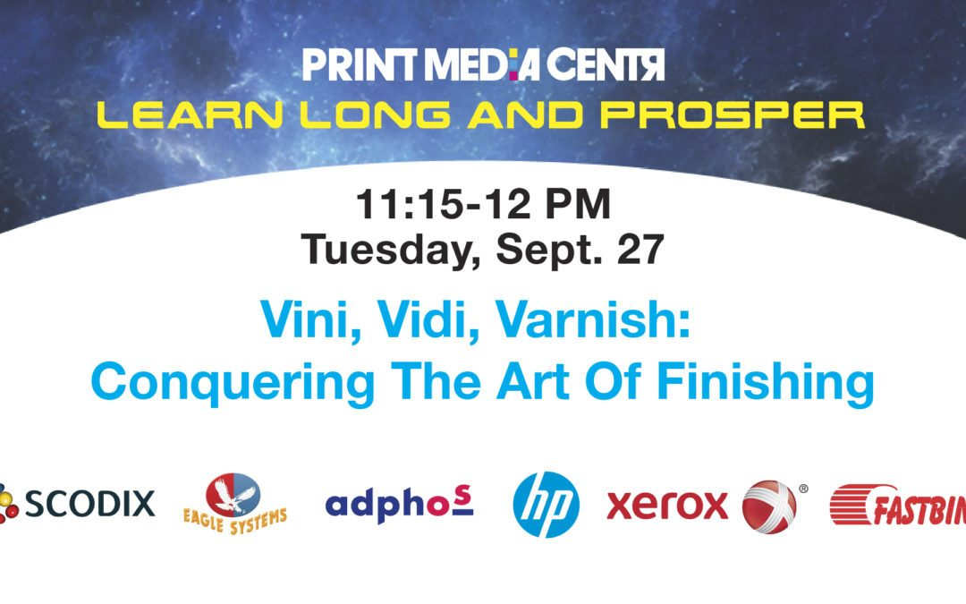 [VIDEO] Vini, Vidi, Varnish: Conquering The Art Of Finishing