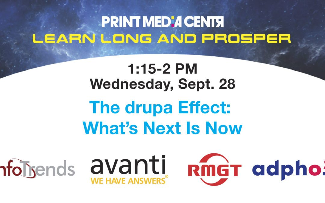 [VIDEO] The drupa Effect: What's Next Is Now