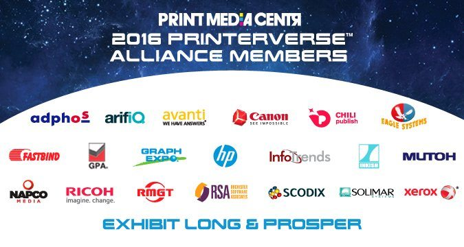 [VIDEO] Printerverse Alliance Industry Briefs and Recap From Graph Expo 2016