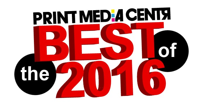 Print Media Centr Best of 2016