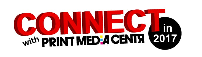 connect with Print Media Centr 2017