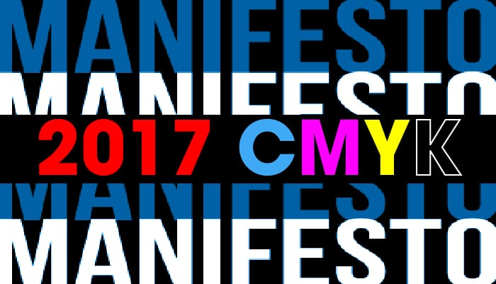 2017 CMYK Manifesto: Custom Customer Convenience and Communications