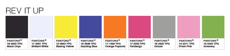 pantone rev it up 2017