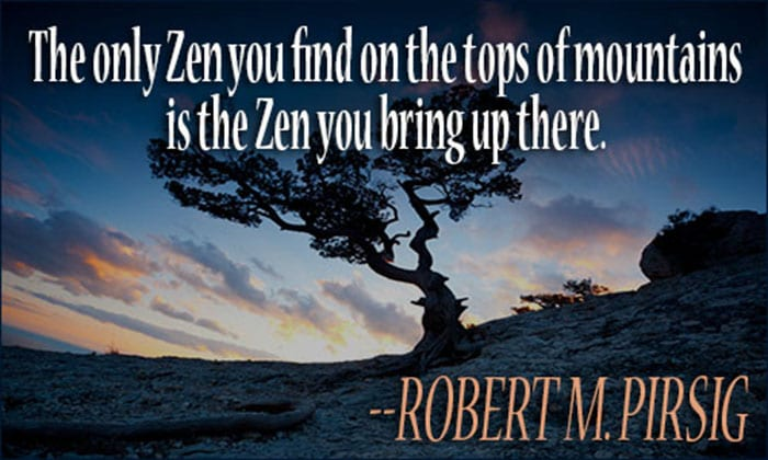 Zen, Motorcycles, and Creating the Perfect Environment for Sales Success