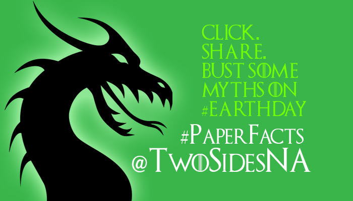 Forget Winter, Earth Day Is Coming. Prepare for the Paper Battle!