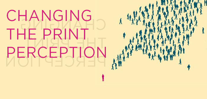 Making Print Cool Again: Changing the Stigma to Drive Business