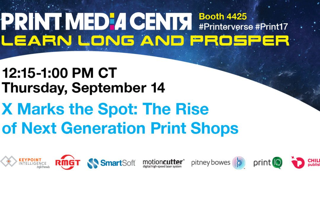 [VIDEO] X Marks the Spot: The Rise of Next Generation Print Shops