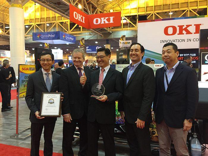 OKI SGIA Expo 2017 - Print Media Centr