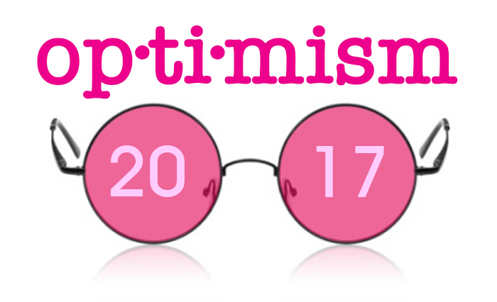 2017: A Year of Optimism and Awesomeness for Print
