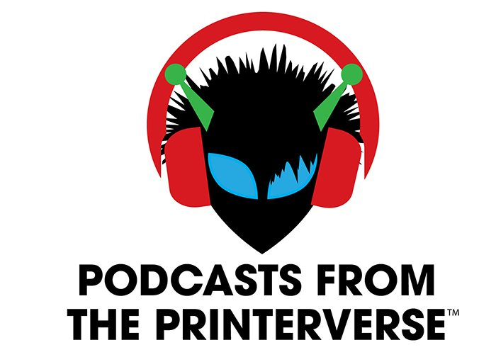 "Print Media Centr Launches ""Podcasts from The Printerverse"""