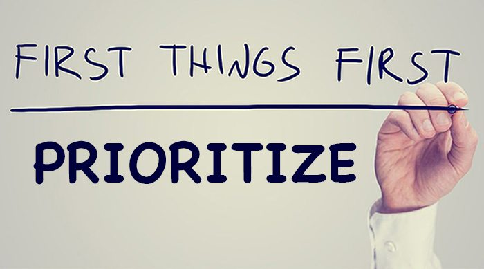Trade Show Exhibiting 101: Prioritize Your List