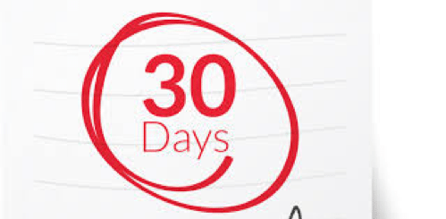 THREE 30-Day Challenges You Can Start TOMORROW