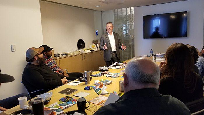 Randy Paar Canon Solutions America Print Media Centr