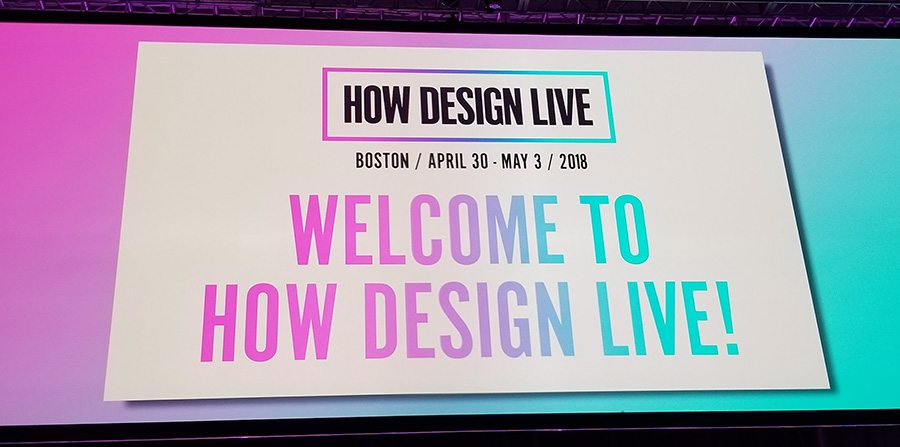3 Takeaways from HOW Design Live to Help You Connect with Print Customers