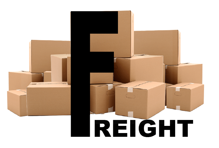 Trade Show Exhibiting 101: F as in FREIGHT