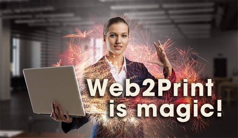 web2print workflow wizard print media centr