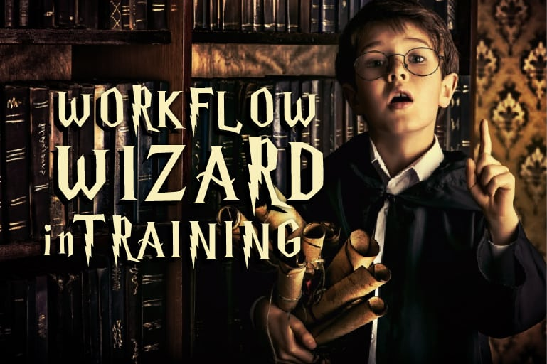 Training the Next Generation of Workflow Wizards