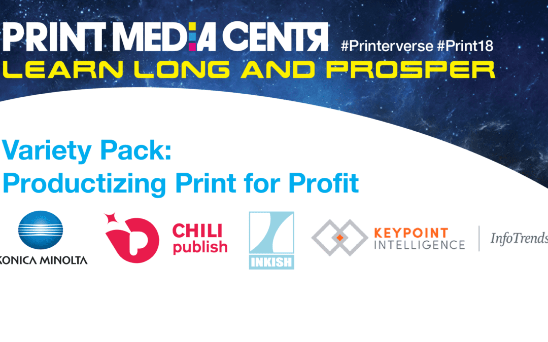 [Video] Variety Pack: Productizing Print for Profit