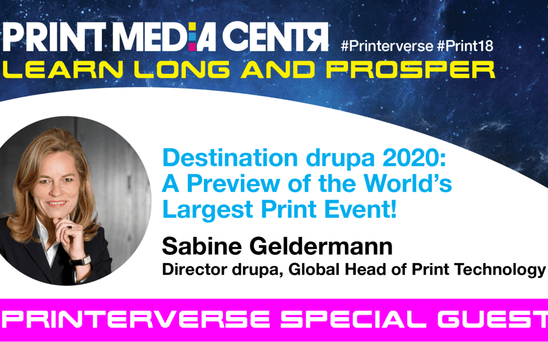 [Video] Destination drupa: A Preview of The World's Largest Print Event