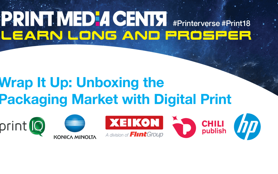 [Video] Wrap It Up: Unboxing the Packaging Market with Digital Print