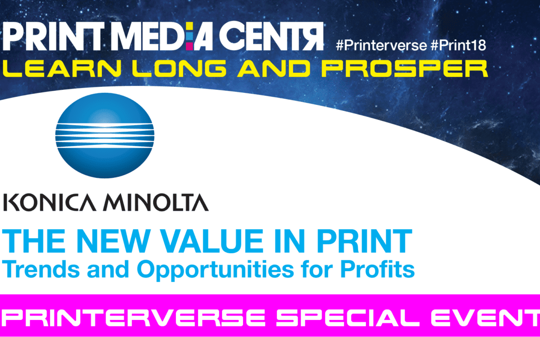 [Video] Konica Minolta: The New Value In Print