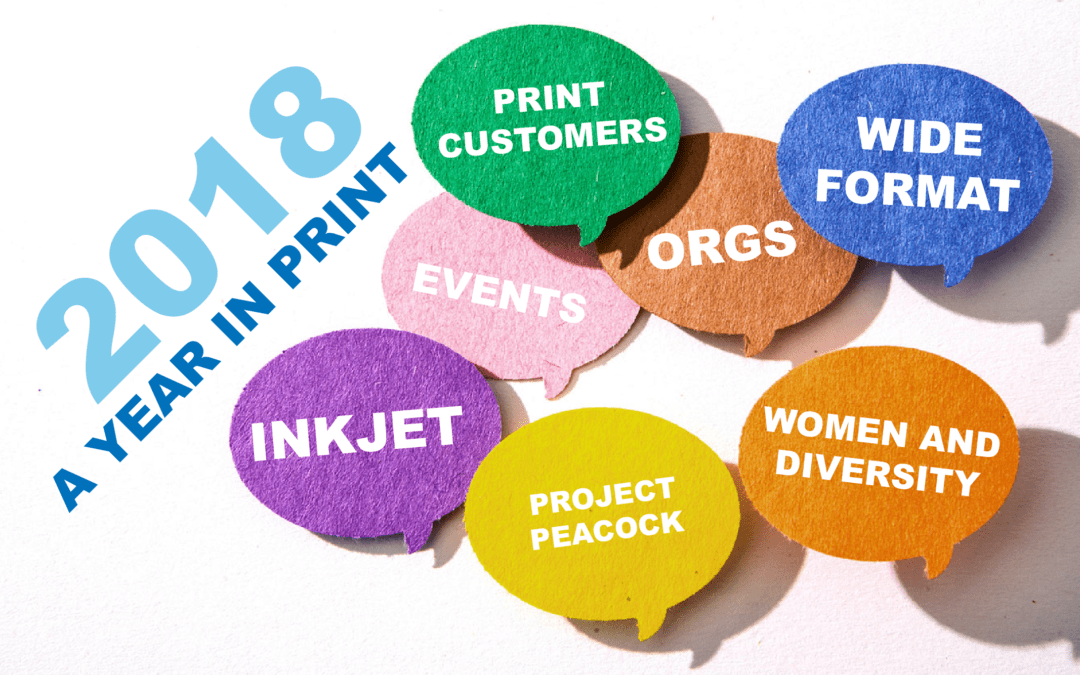2018: A Year of Dividing and Conquering for Print