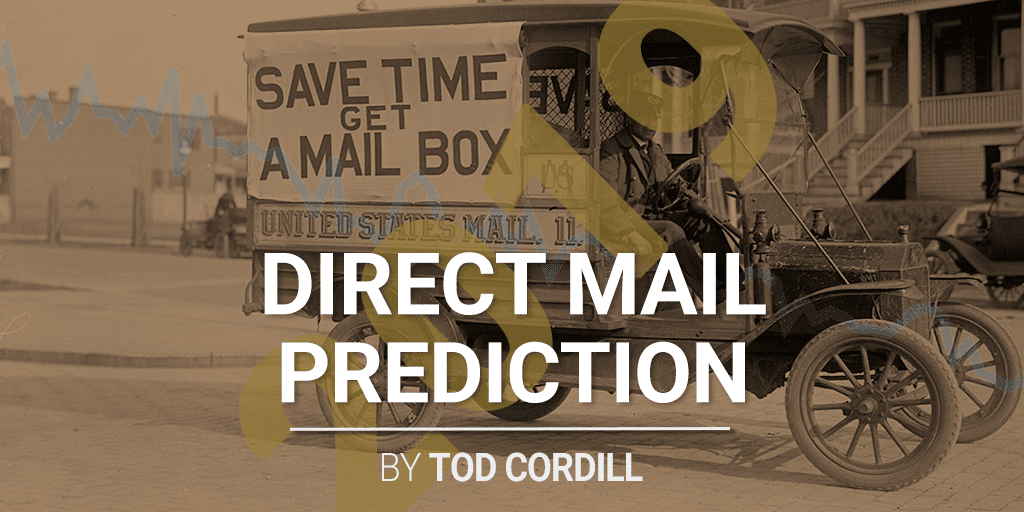 2019 Direct Mail Marketing Forecast: Seek and Google Shall Find