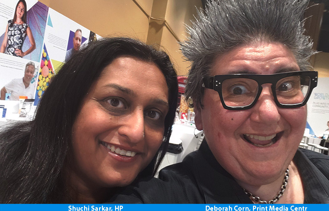 Inspiring Transformation and a World Of Growth with Shuchi Sarkar, Global Marketing, HP