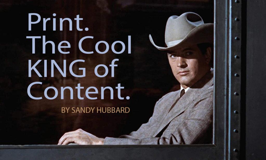 King of Print _ Sandy Hubbard