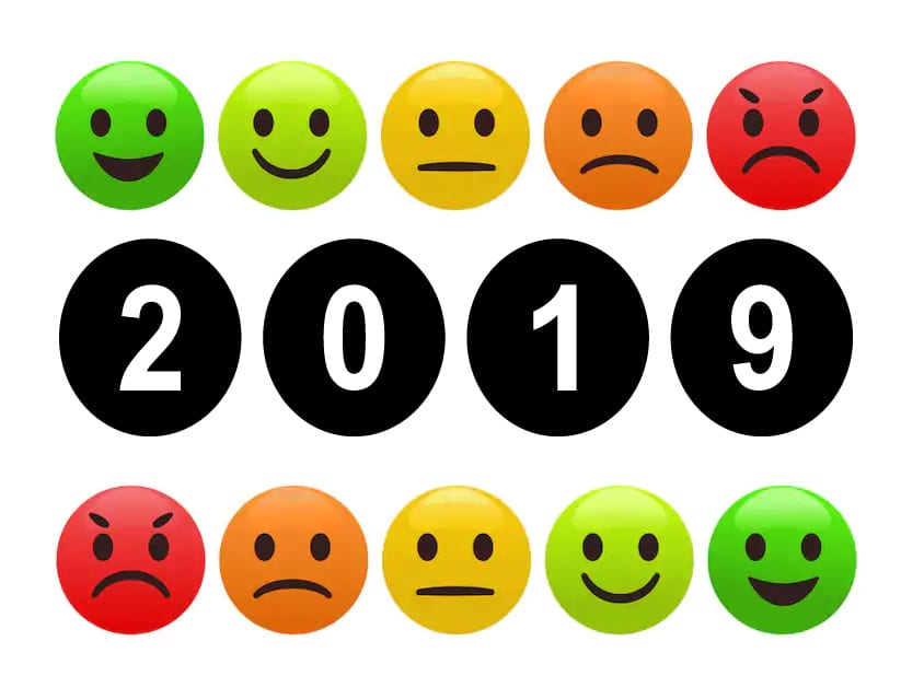 2019: The Year Of____________________????